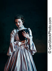 βικτωριανός γυναίκα , φόρεμα