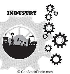 βιομηχανία , σχεδιάζω