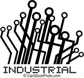 βιομηχανικός