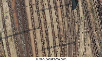 βιομηχανικός , σιδηρόδρομος , ανιχνεύω