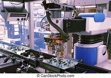 βιομηχανικός robot