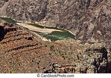 βλέπω , από , ο , διακεκριμένος φαράγγι , μέσα , arizona