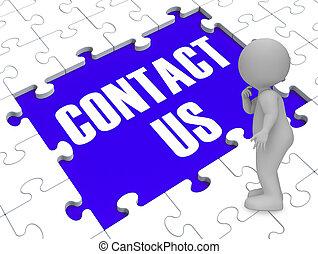 βοήθεια , γρίφος , εμάs , απόδοση , επαφή , εκδήλωση , 3d