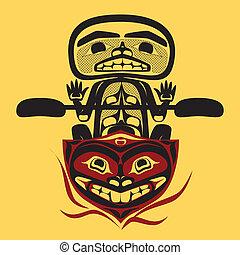 βορειοαμερικανός , μικροβιοφορέας , ψαράς , ιθαγενήs , άντραs