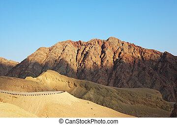 βουνά , αρχαίος , σινά