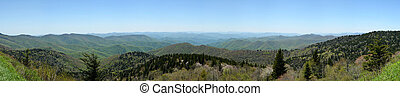 βουνά , καπνίζων , πάρκο , εθνικός