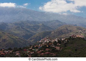 βουνά , gran canaria