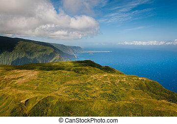 βουνά , molokai