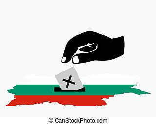 βούλγαρος , ψηφοφορία , εκλογή