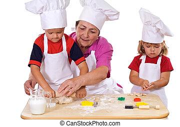 βούτημα , μικρόκοσμος , φτιάχνω , γιαγιά , πόσο , διδασκαλία...