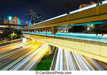 βράδυ , εθνική οδόs