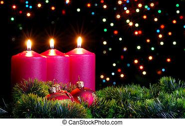 βράδυ , xριστούγεννα