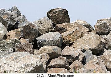 βράχοs