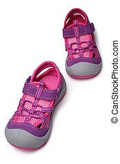 βρέφος δεσποινάριο , παπούτσια