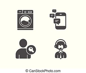 βρίσκω , αποστολή , αναχωρώ. , icons., πλύση , επικοινωνία , υποστηρίζω , μεταχειριζόμενος , μηχανή