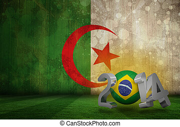 βραζιλία , παγκόσμιο κύπελλο , 2014