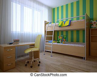 βρεφικό δωμάτιο