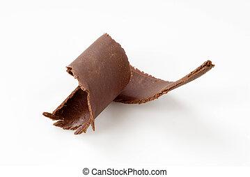 βόστρυχος , σοκολάτα