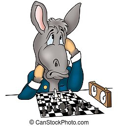 γάϊδαρος , chessplayer