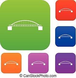 γέφυρα , θέτω , συλλογή