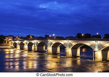 γέφυρα , μέσα , amboise