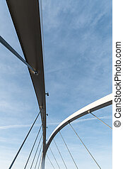 γέφυρα , υποστηρίζω , δομή