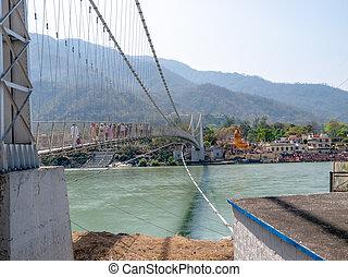 γέφυρα , laxman, jhula