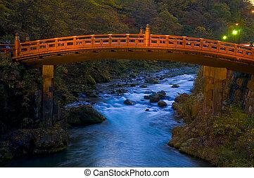 γέφυρα , nikko