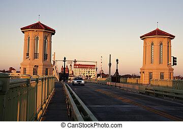 γέφυρα , st. , - , ανατολή , αυγουστίνος
