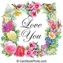 γίνομαι , μεταχειρισμένος , νερομπογιά , χαιρετισμός , λουλούδια , holiday., γενέθλια , γάμοs , μπορώ , πρόσκληση , άλλος , κάρτα