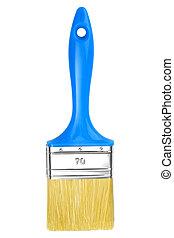 γαλάζιο απεικονίζω , βούρτσα