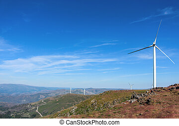 γαλάζιο βουνήσιος , βραχώδης , πορτογαλία , sky., καθαρά , στρόβιλος , όμορφος , τοπίο , υπέροχος , βλέπω , απομακρύνω. , αέρας , aveiro