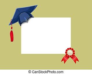γαλάζιο καλύπτω , πτυχίο , αποφοίτηση , academicic, μετάλλιο