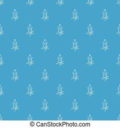 γαλάζιο μπέιζ-μπ στοιχείο καρμπονάντο , πρότυπο , seamless, φυλαχτό , μικροβιοφορέας
