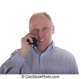 γαλάζιο τηλέφωνο , άντραs