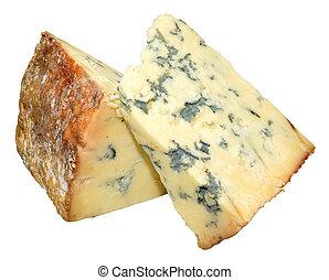 γαλάζιο ό , τυρός σίλτον