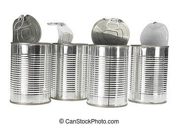 γανώνω cans