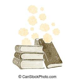 γελοιογραφία , αγία γραφή , θημωνιά , retro