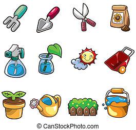 γελοιογραφία , εικόνα , κηπουρική
