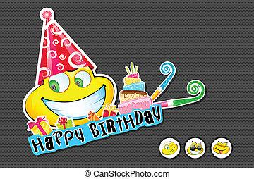 γενέθλια, εορτασμόs