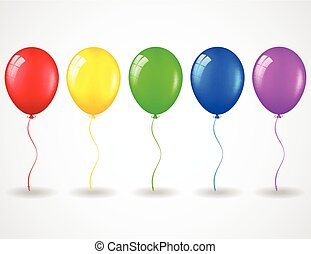 γενέθλια , μπαλόνι