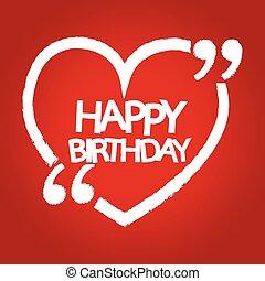 γενέθλια, σχεδιάζω, εικόνα, ευτυχισμένος