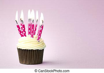 γενέθλια,  Cupcake