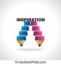 γενική ιδέα , έμπνευση