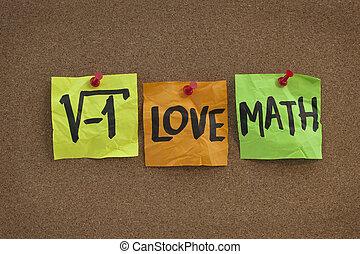 γενική ιδέα , αγάπη , - , πίνακας , δελτίο , μαθηματικά