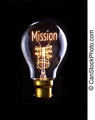γενική ιδέα , αποστολή