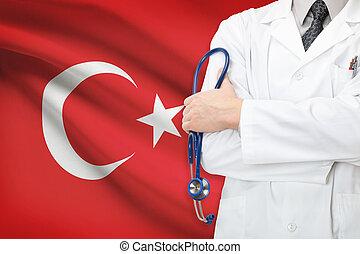 γενική ιδέα , από , εθνικός , healthcare , σύστημα , - , τουρκία
