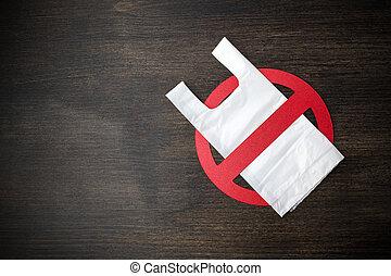 γενική ιδέα , αρπάζω , όχι , πλαστικός , λέω , ανακυκλώνω , πρόβλημα , ρύπανση