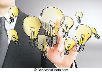 γενική ιδέα , επιτυχία , αρχηγία