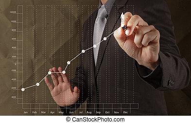 γενική ιδέα , επιχείρηση , εργαζόμενος , μοντέρνος , χέρι , ηλεκτρονικός υπολογιστής , επιχειρηματίας , καινούργιος , στρατηγική